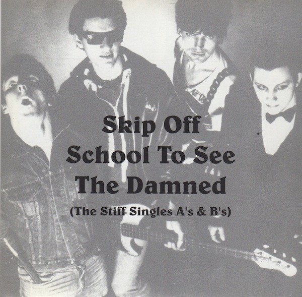 Damned - Skip Off School To See The Damned