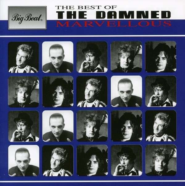 Damned - The Best Of The Damned: Marvellous