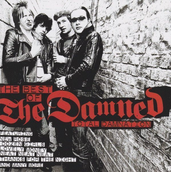 Damned - The Best Of The Damned Total Damnation