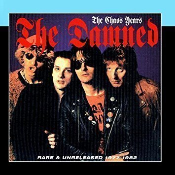 Damned - The Chaos Years: Rare & Unreleased 1977-1982