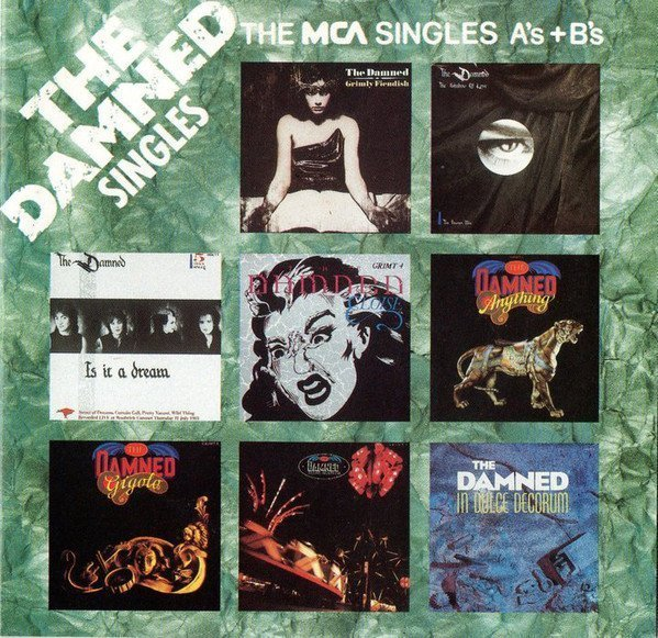 Damned - The MCA Singles A