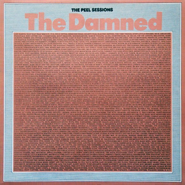 Damned - The Peel Sessions
