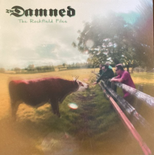 Damned - The Rockfield Files