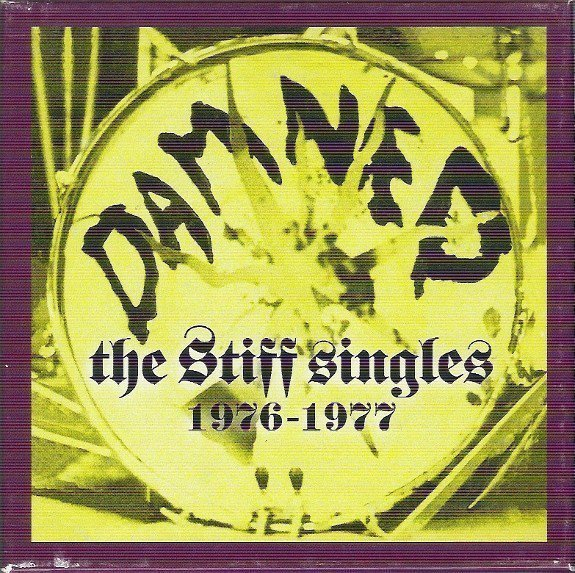 Damned - The Stiff Singles 1976-1977