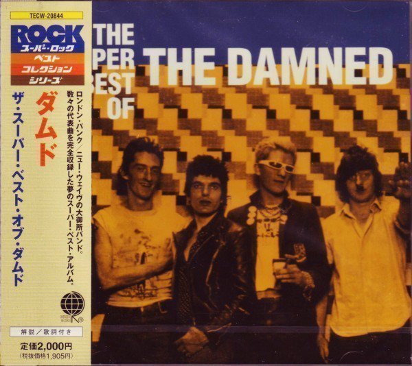 Damned - The Super Best Of The Damned