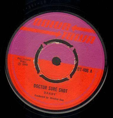 Dandy - Doctor Sure Shot / Put On Your Dancing Shoes