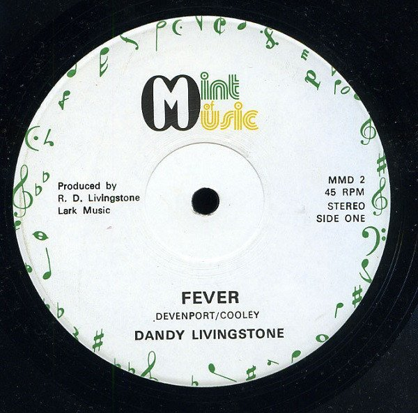 Dandy - Fever / Righteous Man