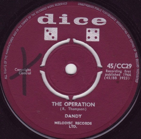 Dandy - The Operation / A Little More Ska
