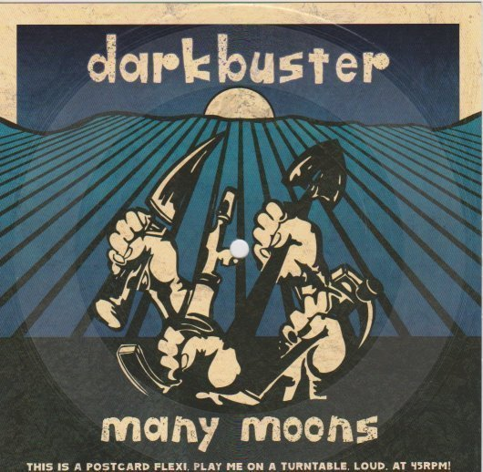 Darkbuster And Tommy  The Terrors - Many Moons
