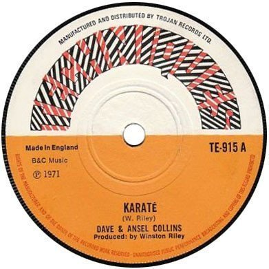 Dave And Ansil Collins - Karaté