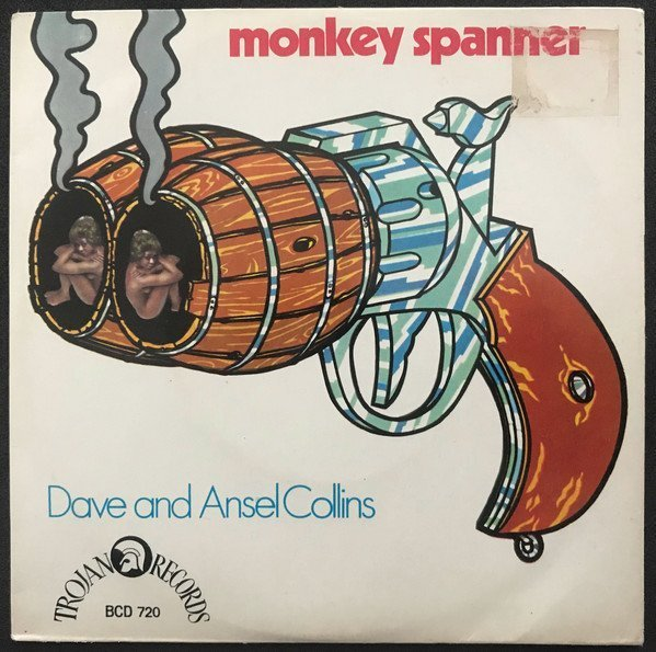 Dave And Ansil Collins - Monkey Spanner