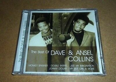 Dave And Ansil Collins - The Best Of Dave And Ansel Collins