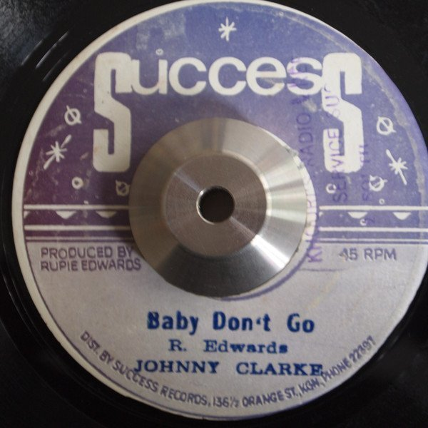 Dave Barker Meet The Upsetters - Baby Don
