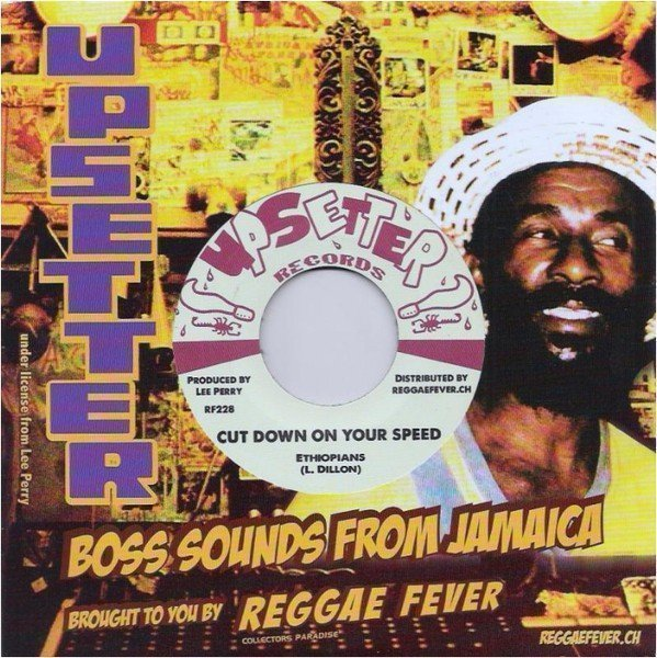 Dave Barker Meet The Upsetters - Cut Down On Your Speed / One Little Lie
