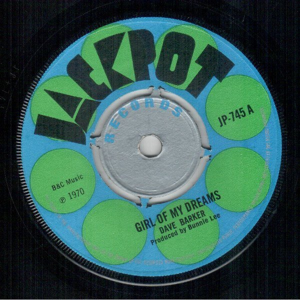 Dave Barker Meet The Upsetters - Girl Of My Dreams