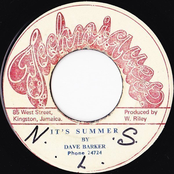 Dave Barker Meet The Upsetters - It