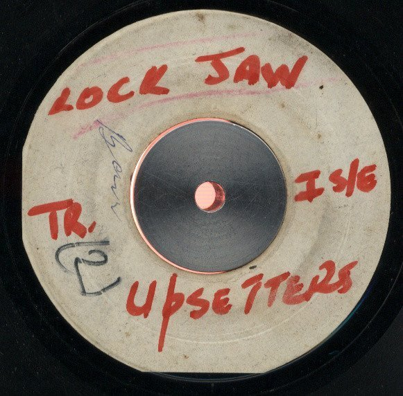 Dave Barker Meet The Upsetters - Lock Jaw / My Desire