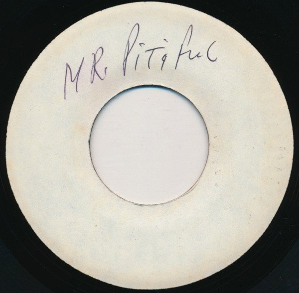 Dave Barker Meet The Upsetters - Mr. Pitiful / Do You Like It