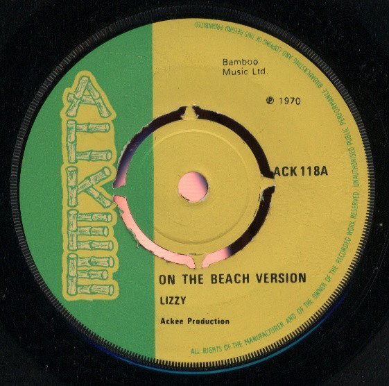 Dave Barker Meet The Upsetters - On The Beach Version / Maria