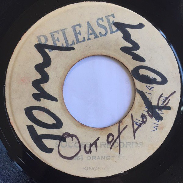 Dave Barker Meet The Upsetters - Out Of Love