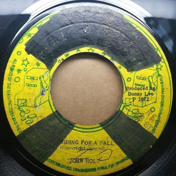 Dave Barker Meet The Upsetters - Riding For A Fall / Build My World Around You