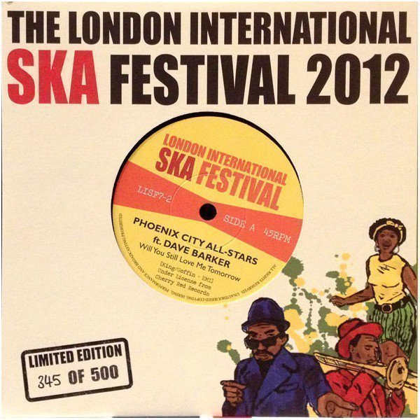 Dave Barker Meet The Upsetters - Will You Still Love Me Tomorrow / The Selecter