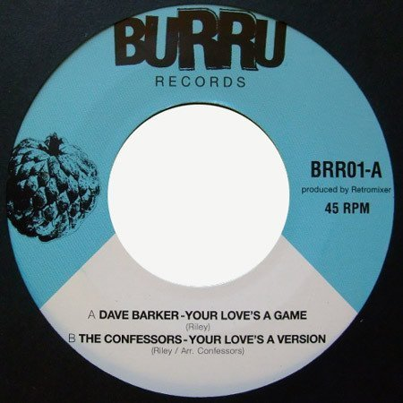 Dave Barker Meet The Upsetters - Your Love