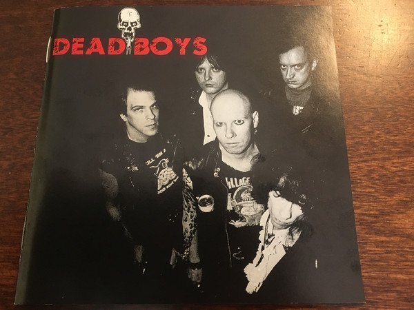 Dead Boys - Live At The Ritz 1986