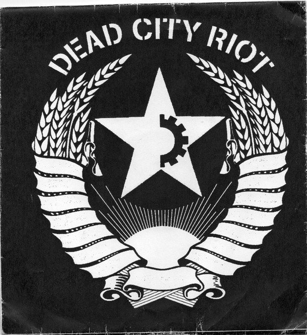Dead City Riot - Self Titled EP