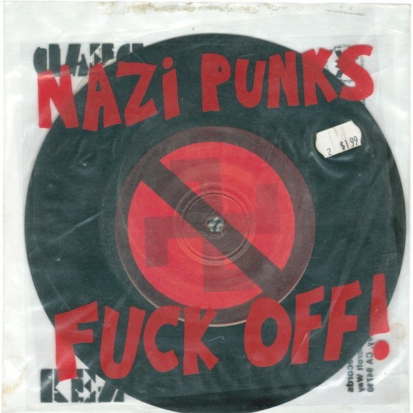 Dead Kennedys - Nazi Punks Fuck Off! / Moral Majority