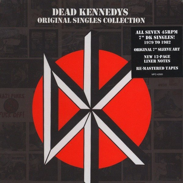 Dead Kennedys - Original Singles Collection