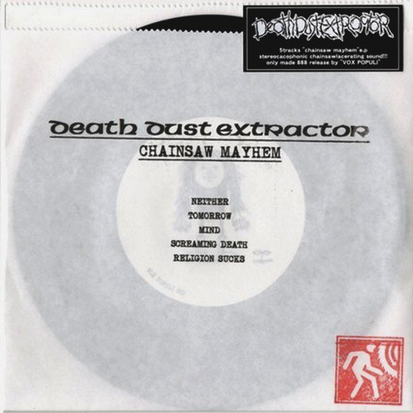Death Dust Extractor - Chainsaw Mayhem