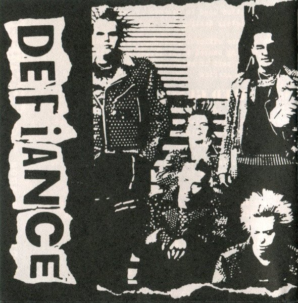 Defiance - EP
