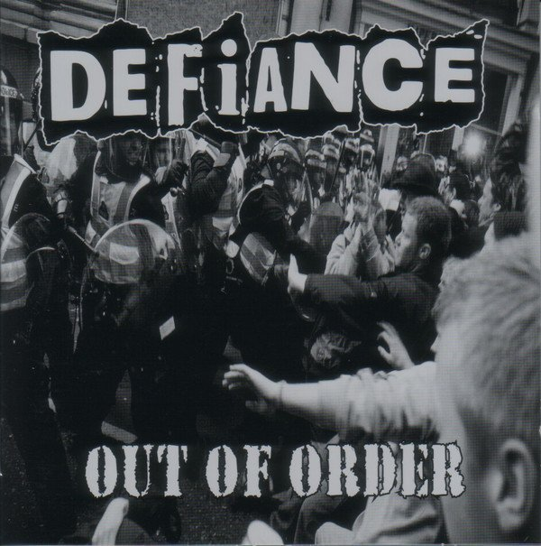 Defiance - Out Of Order