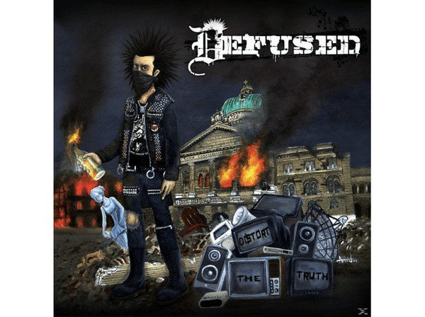 Defused - Distort The Truth