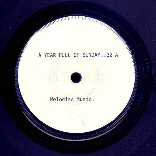 Delroy Wilson - A Year Full Of Sunday / Your Love Is Amazing