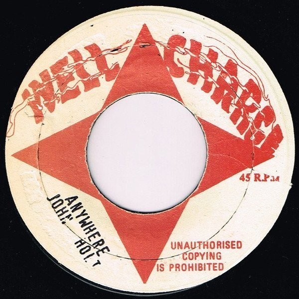 Delroy Wilson - Anywhere / Call On Me