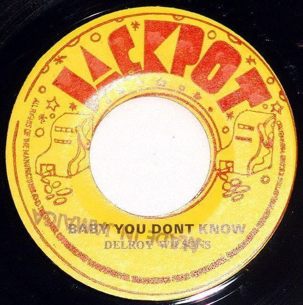 Delroy Wilson - Baby You Don