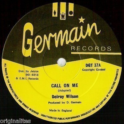 Delroy Wilson - Call On Me