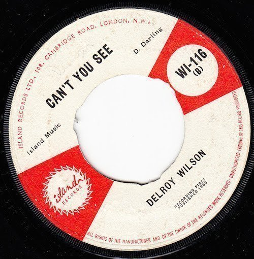 Delroy Wilson - Can