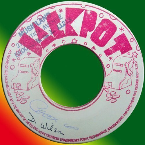 Delroy Wilson - Cheer Up / Loving You