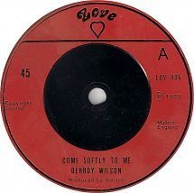 Delroy Wilson - Come Softly To Me