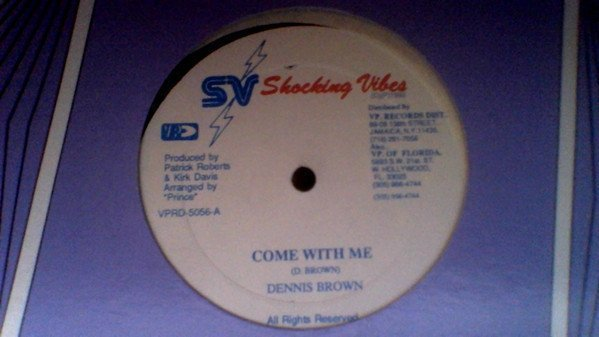 Delroy Wilson - Come With Me / Money Love