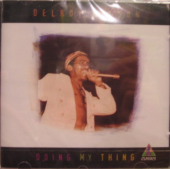Delroy Wilson - Doing My Thing