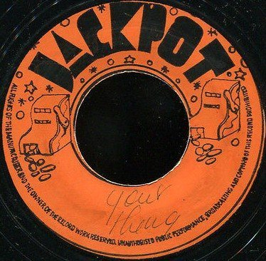 Delroy Wilson - Doing My Thing / Nice To Be Near