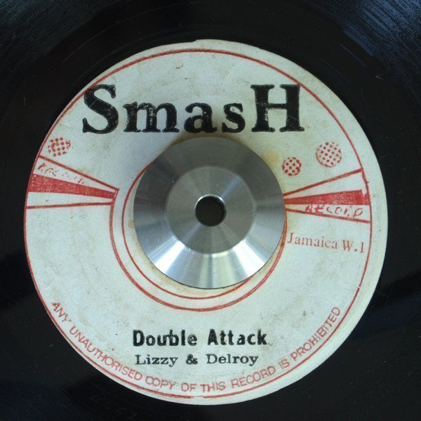 Delroy Wilson - Double Attack / The Sniper