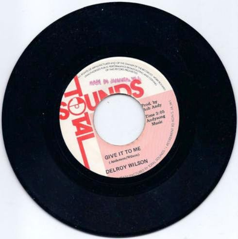 Delroy Wilson - Give It To Me