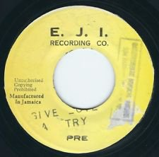 Delroy Wilson - Give Love A Try