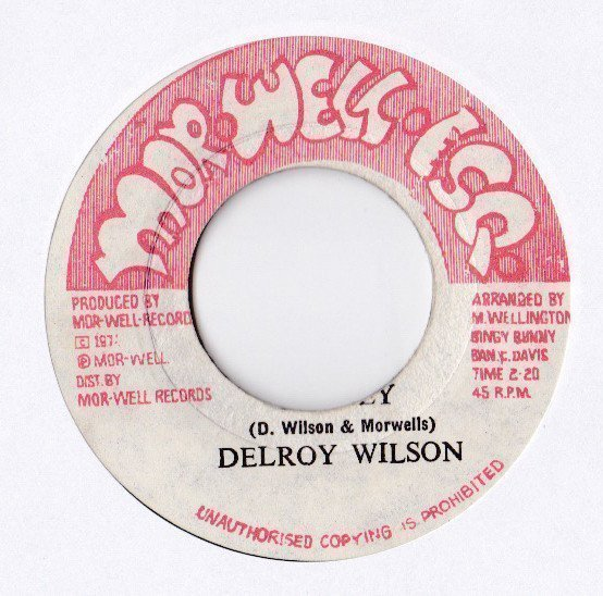 Delroy Wilson - Give Me Your Love / Dunny