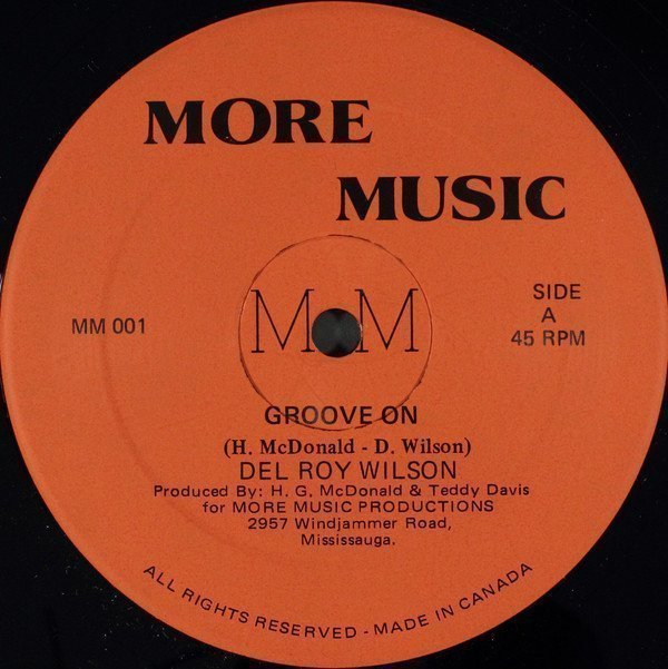 Delroy Wilson - Groove On / Stars Of The Court